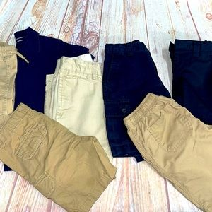 School uniform bundle navy & khaki youth 5-7